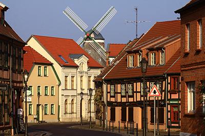 Windmühle Röbel