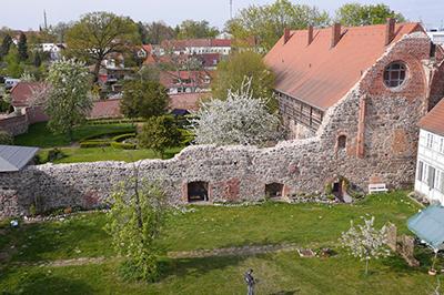 Franziskanerkloster Kyritz